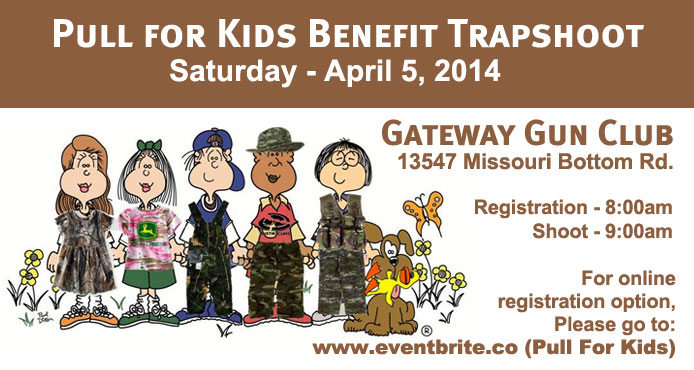 Pull for Kids Benefit Trapshoot