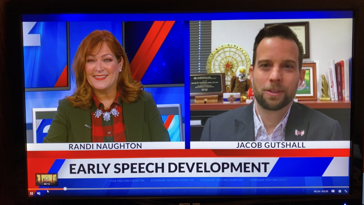 Clinic Director Discusses Joe Biden's Stuttering on Fox 2 News in the Morning